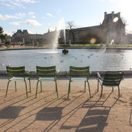 Paris | Les Tuileries