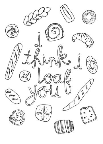 Foodles | I Loaf You