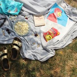 Popcorn Indiana | summer picnic