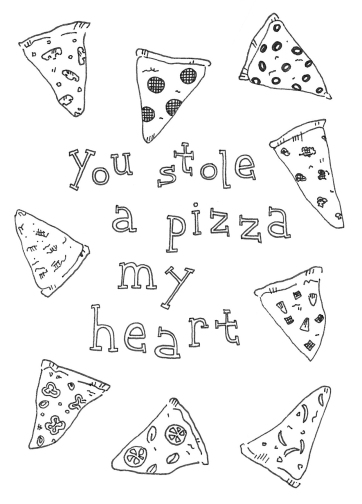 Foodles   Pizza My Heart