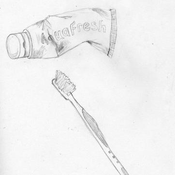 Pencil Sketch | Minty Fresh